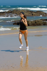 athletic model