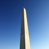 Washington Monument in Washington, D.C., USA. poster