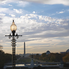 washington monument in washington, d.c., usa.