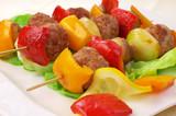 dinner - kebab poster