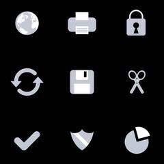 icon symbol werkzeug