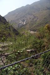 nepal canyon