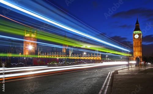 Papiers peints Londres traffic through london