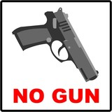 say no to gun