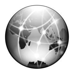 terre grise satellite