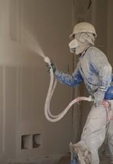 plastering, mason