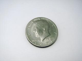 kennedy dollar front