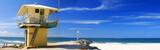Fototapety lifeguard tower