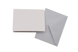 blank greeting card poster