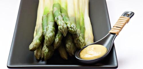 asperges mayonnaise
