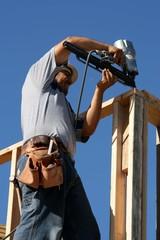 construction, worker, carpenter