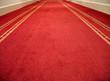 stendere un tappeto rosso