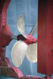 screw propeller poster