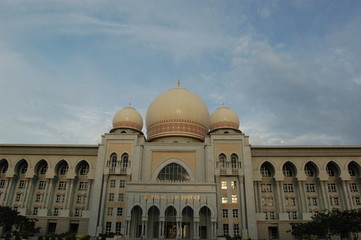palace of justice , putrajaya , malaysia