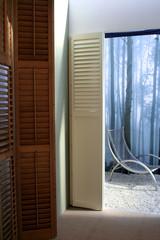 design of windows in interior