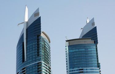 buildings in dubai