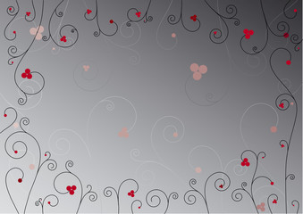 curly background 3