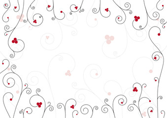 curly background 1