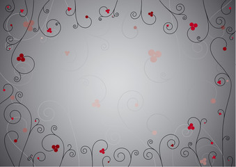 curly background 2