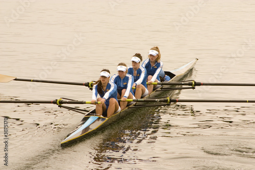 women's rowing team