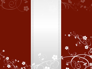 ornament decorative  template