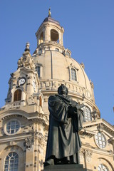 luther-denkmal in dresden