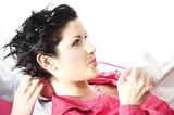 Fototapety hairdresser