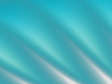 turquoise background poster