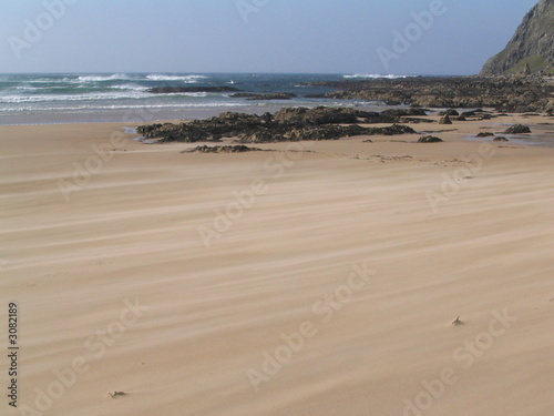 five finger strand in donegal
