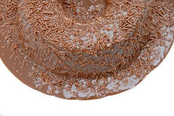 pudding of chocolate