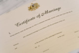 certificate of marriage poster