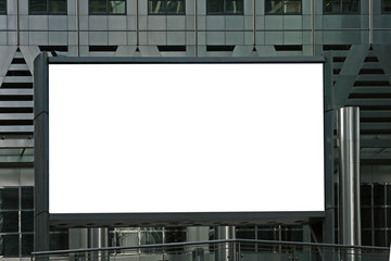 public video screen