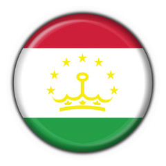 bottone bandiera tajikistan button flag