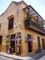 tienda frente a calle del torno