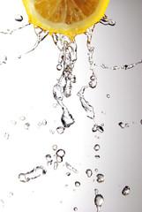 lemon juice drops