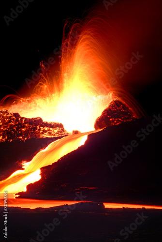 éruption volcanique - 3095334