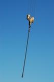 jib crane hook poster
