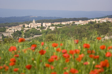 venasque - village de provence