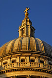 the dome, st pauls cathedral, london poster