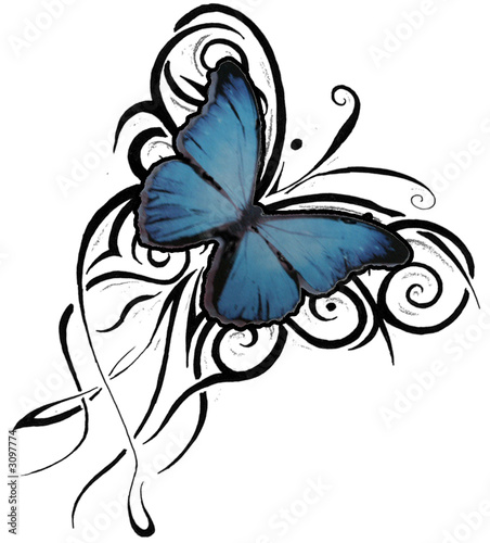 butterfly tattoo pictures. schmetterling-utterfly-tattoo