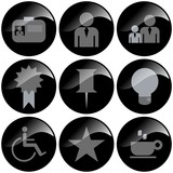 icon symbol personal poster