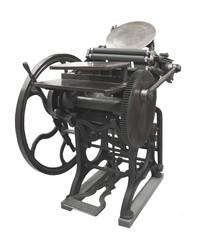 letterpress from 1888