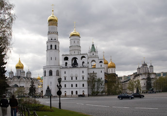 russia, moscow, cremlin.