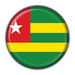 bottone bandiera togo button flag africa