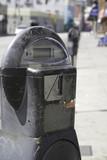 parking meter 3 poster