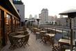 roof terrace restaurant