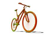 acid  bike poster