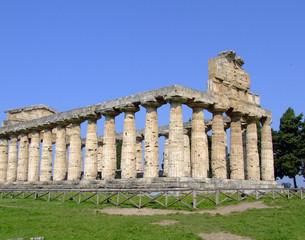 turismo tempio greco di paestum