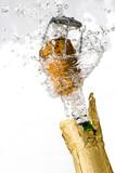 champagne explosion - Fine Art prints