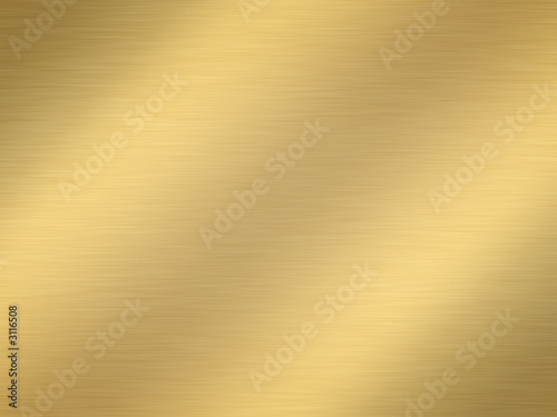 Foto op Plexiglas Metal brushed gold